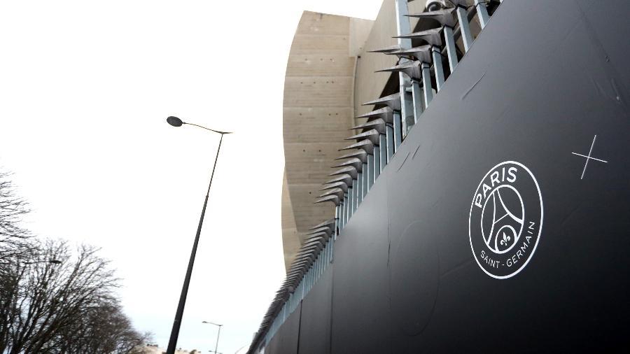 Parque dos Príncipes, estádio do Paris Saint-Germain  - Chloe Knott - Danehouse/Getty Images
