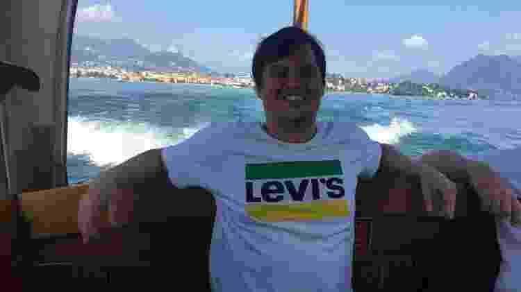 O advogado André Luiz Caldas trabalhava com direito previdenciário em escritório no RJ - Reprodução