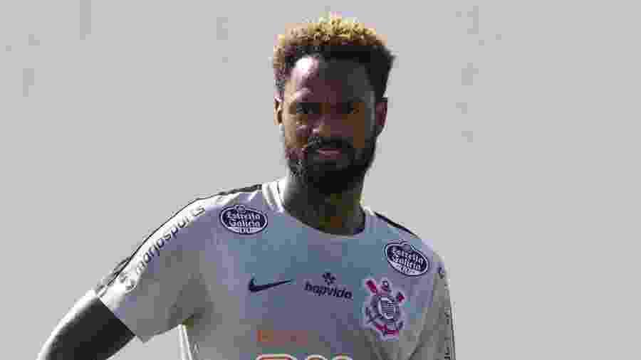 Volante Renê Júnior treina com bola no Corinthians e pode ser opção para Carille - Daniel Augusto Jr/Ag. Corinthians