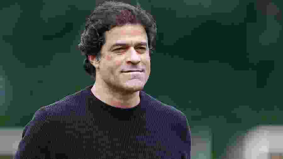 Raí pode ir para o terceiro ano à frente do departamento de futebol do São Paulo - Marcello Zambrana/AGIF