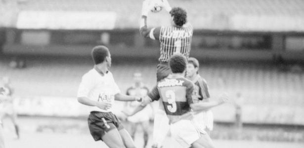 Fla foi vice em 1991 e viu Corinthians vencer Supercopa com 2.706 pagantes