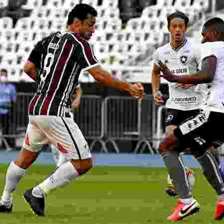 Botafogo e Fluminense disputam a Taça Gerson neste sábado em amistoso preparatório para o Brasileiro - Mailson Santana/Fluminense FC