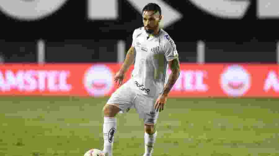Pará, lateral-direito do Santos, pode conquistar seu 3º título da Libertadores - Ivan Storti/Santos FC