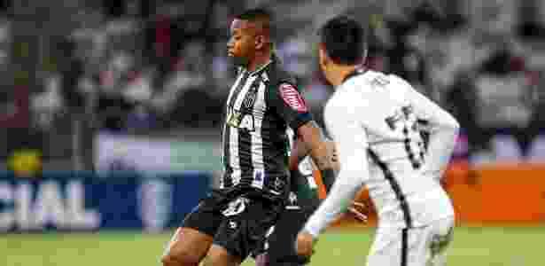 Robinho  - Clube Atlético Mineiro/Divulgação - Clube Atlético Mineiro/Divulgação
