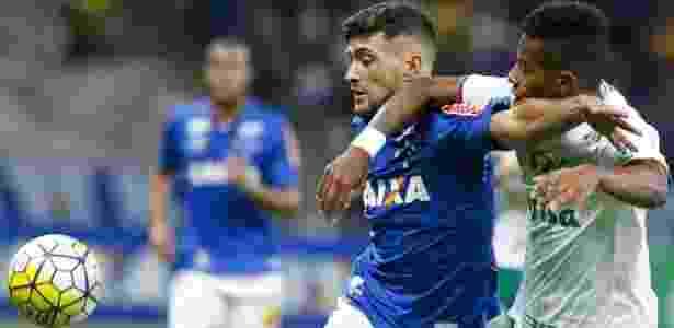 De Arrascaeta - Washington Alves/Light Press/Cruzeiro - Washington Alves/Light Press/Cruzeiro