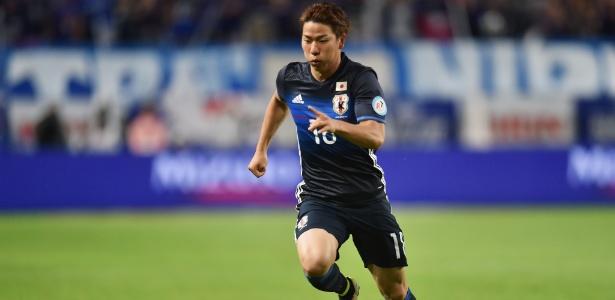 Takuma Asano está na mira do Arsenal para próxima temporada