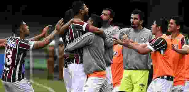 Gum - MAILSON SANTANA/FLUMINENSE FC. - MAILSON SANTANA/FLUMINENSE FC.