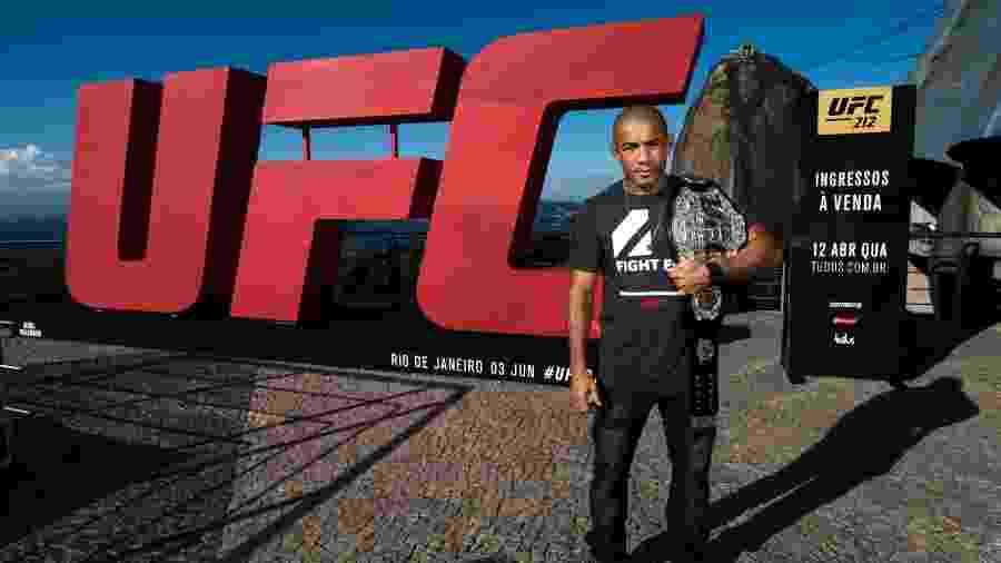 Alexandre Loureiro/UFC/Divulgação