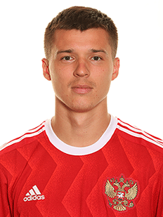 Dmitry Poloz, atacante da Rússia