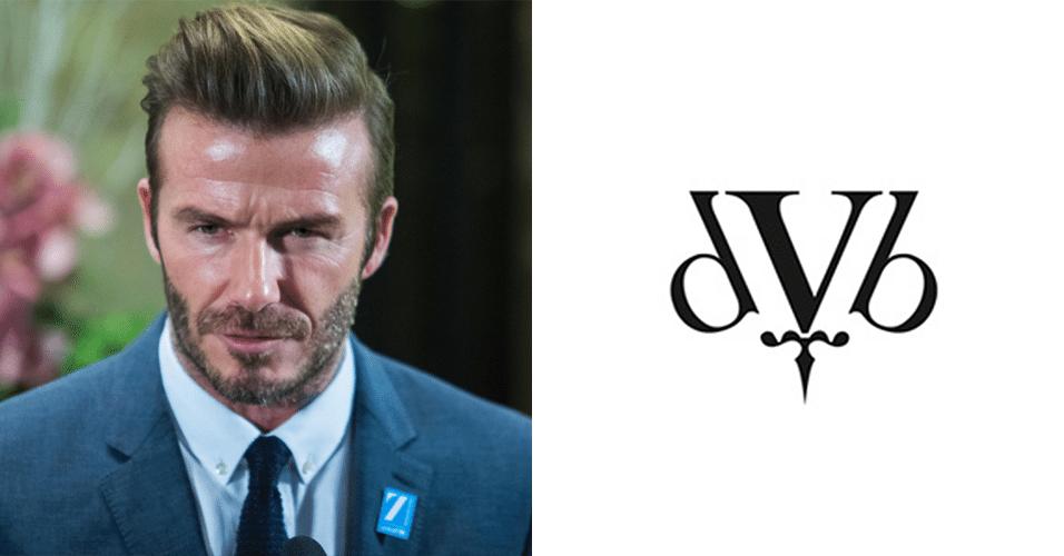 Logomarca do Beckham