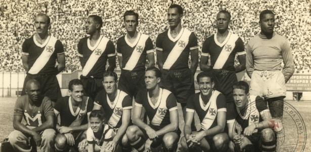 Divulgação/Centro de Memória do Vasco