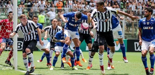 Atlético-MG e Cruzeiro devem disputar jogos com as duas torcidas no Brasileirão 2018 - Bruno Cantini/Clube Atlético Mineiro