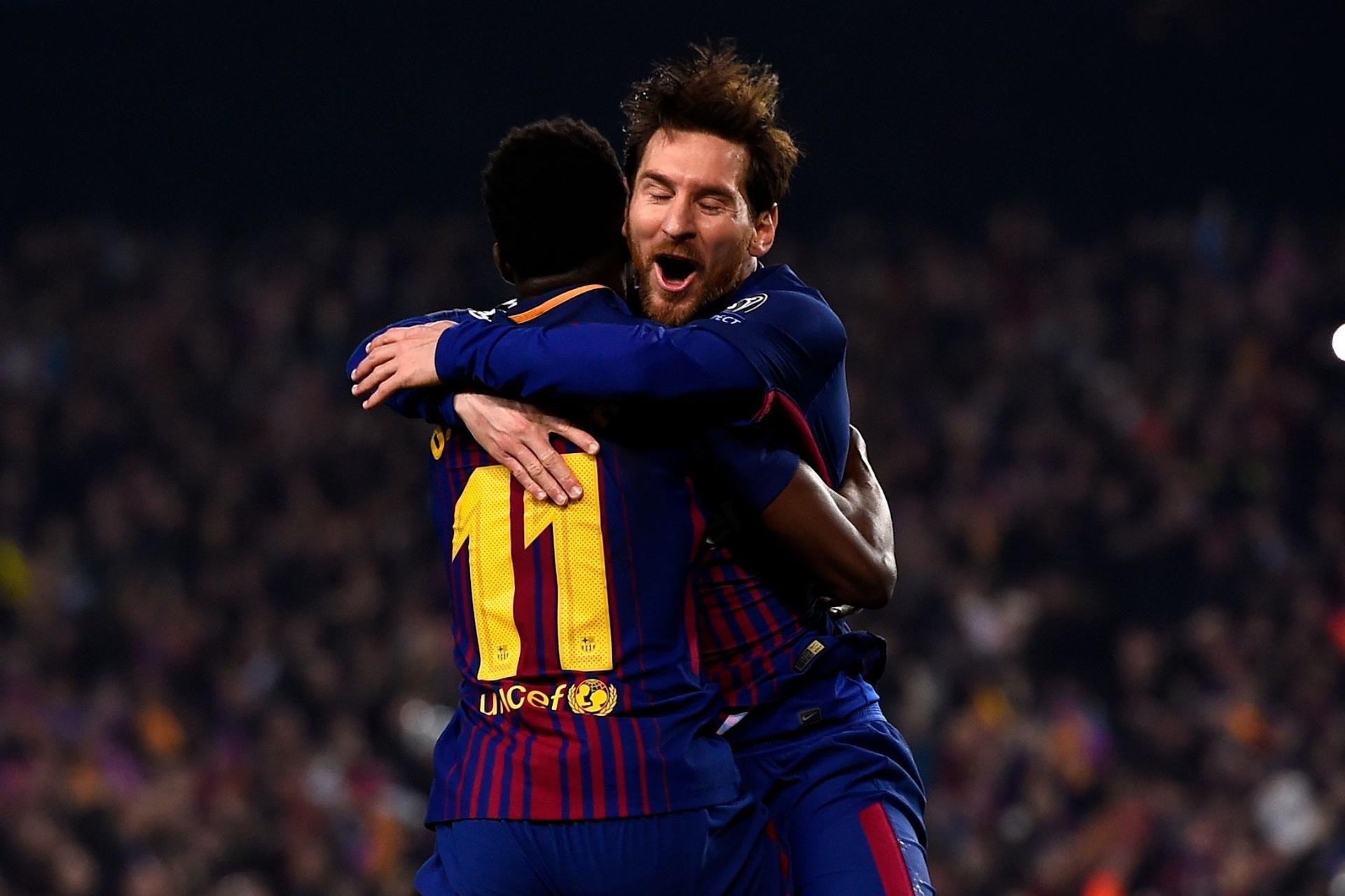 a7bc7abd1f Messi faz 100º gol na Liga