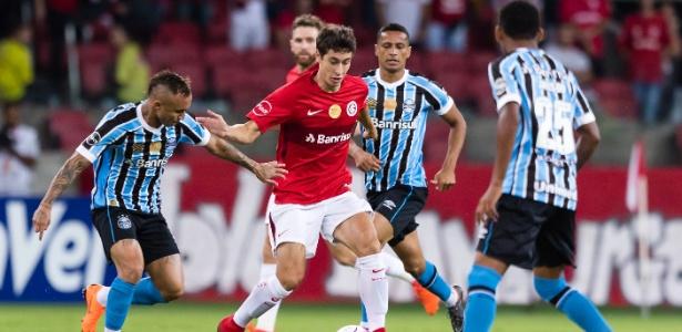 Grêmio se classificou, mas Inter voltou a vencer clássico após seis partidas