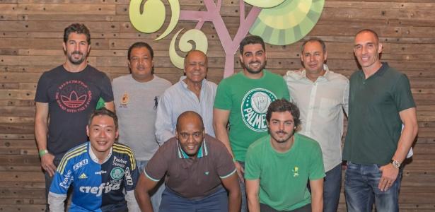 Jogadores do Palmeiras se unem para ajudar garoto Kaique