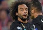Ele não falha! Gols de Marcelo tem sido decisivos para o Real na Champions - Thorsten Wagner/Reuters