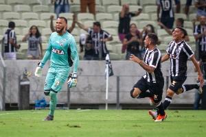a7bbdadcf63e3 Santos anuncia a contratação do goleiro Éverson por 4 anos