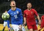Portugal segura empate, avança de fase e elimina Itália da Liga das Nações - Claudio Villa/Getty Images