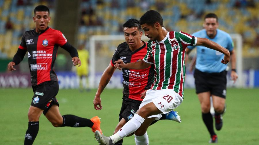 Daniel, nesta temporada, vem conseguindo ter sequência de jogos - REUTERS/Pilar Olivares