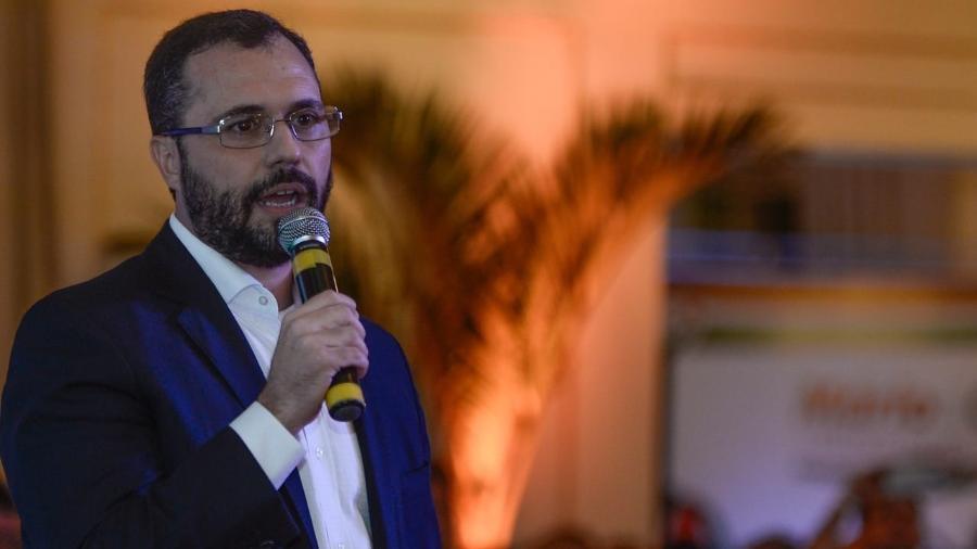 Mario Bittencourt é um dos candidatos à presidência do Fluminense - Armando Paiva / Divulgação