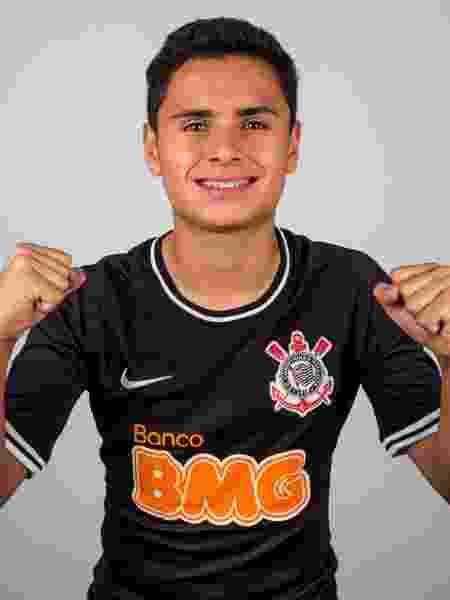 Tendência é que Thomas se firme como volante na sequência do período na base - Rodrigo Gazzanel/Agência Corinthians