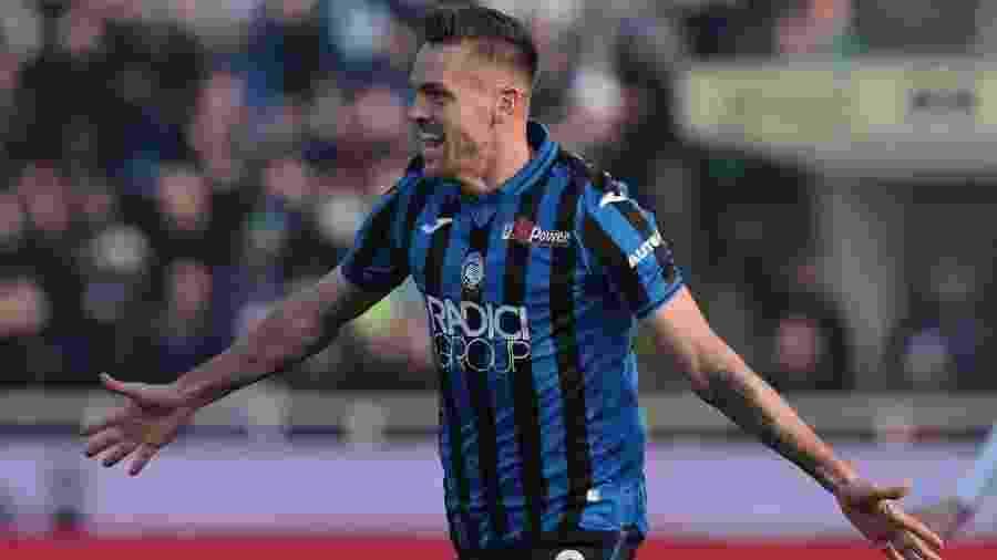 Rafael Tolói em ação pela Atalanta, time sensação da Liga dos Campeões - Divulgação/Atalanta
