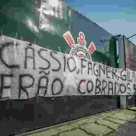 Torcida - DANILO FERNANDES/ESTADÃO CONTEÚDO - DANILO FERNANDES/ESTADÃO CONTEÚDO