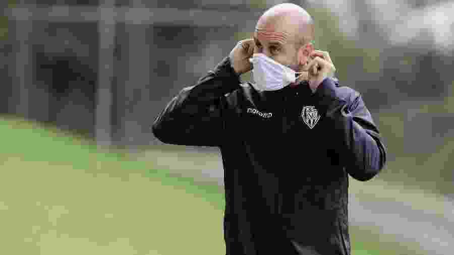Miguel Ángel Ramírez, técnico do Del Valle: segundo estrangeiro a recusar proposta palmeirense em menos de um ano - Divulgação