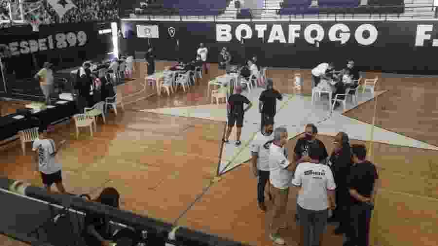 Botafogo realiza eleições nesta terça-feira (24) com disputas judiciais entre as chapas - Alexandre Araújo/UOL Esporte