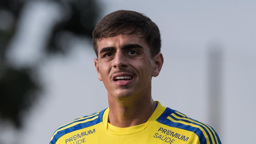 Weverton, de apenas 18 anos, fará o seu 8º jogo pelo Cruzeiro sob o comando de Felipe Conceição - Gustavo Aleixo/Cruzeiro
