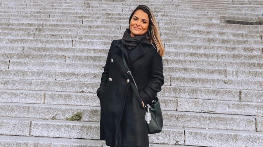 Thayane Lima é biomédica e trabalhava como influencer digital quando conheceu Thiago - Reprodução/Instagram