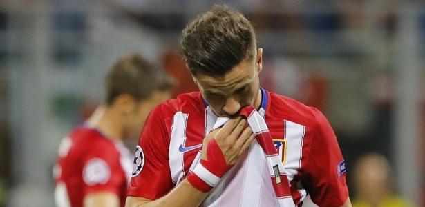 Griezmann se incomoda com má fase do Atlético de Madri