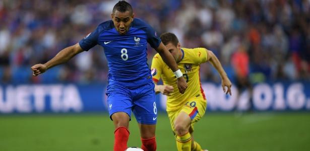 Dimitri Payet vem sendo um dos melhores jogadores da França - Shaun Botterill/Getty Images