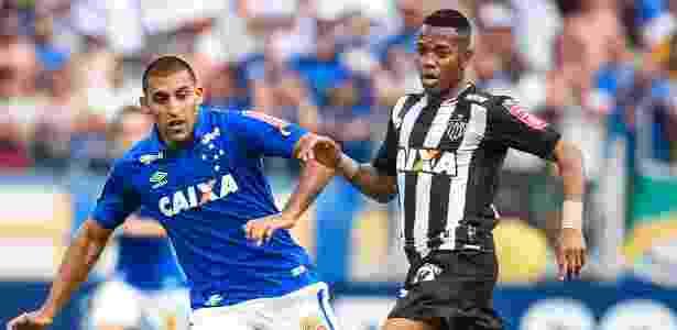 Uma mão lava a outra. Atlético-MG e Cruzeiro vivem dilema de ajudar e ser ajudado - Juliana Flister/Light Press/Cruzeiro