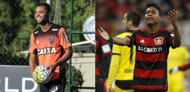 Rafael Carioca e Wendell foram convocados para a seleção brasileira - Ina Fassbender/Reuters - Bruno Cantini/Atlético