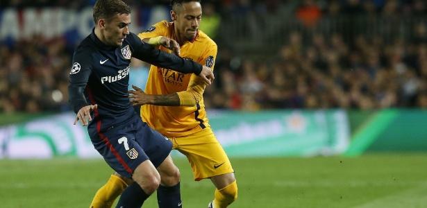 """Griezmann e Neymar: serão eles o futuro do prêmio da Fifa após a """"era Messi x CR7""""?"""