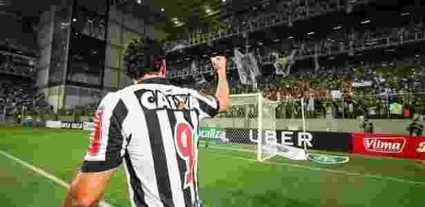 Diante do Botafogo, Fred pode igualar marca de Zico na artilharia histórica do BR - Bruno Cantini/Atlético-MG