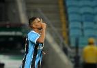Grêmio bate o Coritiba e esquenta confronto direto com Corinthians - Ricardo Rimoli/AGIF