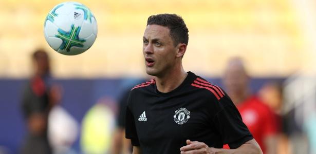 Nemanja Matic, do Manchester United, doou o dinheiro necessário para o tratamento do câncer de um garoto de 4 anos - REUTERS/Eddie Keogh