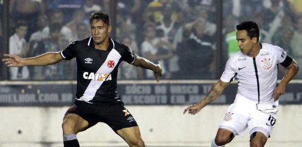 Volante Jean está emprestado ao Vasco pelo Corinthians