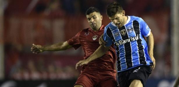 Conmebol puniu Grêmio por não divulgar programação antes de jogo na Argentina