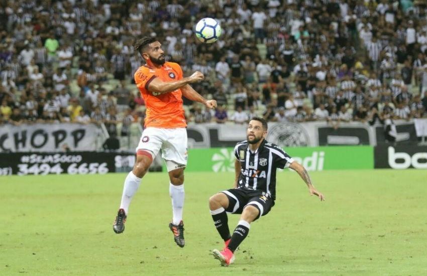 Ceará x Atlético-PR, pela Copa do Brasil