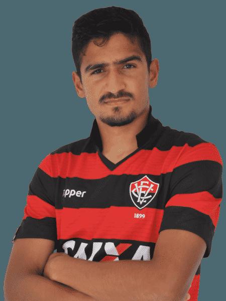 Ramón chegou ao Vitória em 2014 para as categorias de base e terminou o ano de 2019 como titular - Divulgação