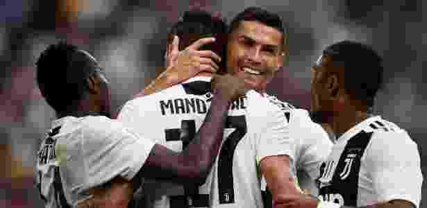 Cristiano Ronaldo passa em branco e0690b1c95951