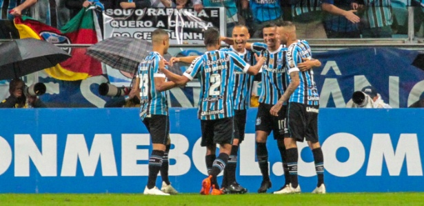 Grêmio vence Atlético Tucumán Libertadores