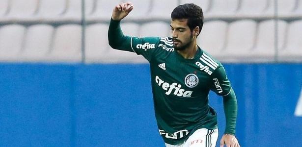 Bruno Tatavitto, volante do sub-17 do Palmeiras - Menotti/Palmeiras