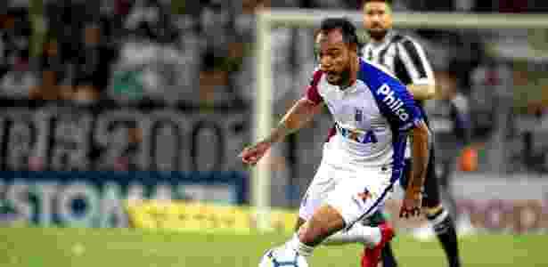 Equipe do Paraná que enfrentou o Ceará pode ter pequenas mudanças contra o Botafogo - Stephan Eilert/AGIF