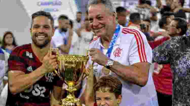 Abel no Flamengo - Alexandre Vidal/Flamengo - Alexandre Vidal/Flamengo
