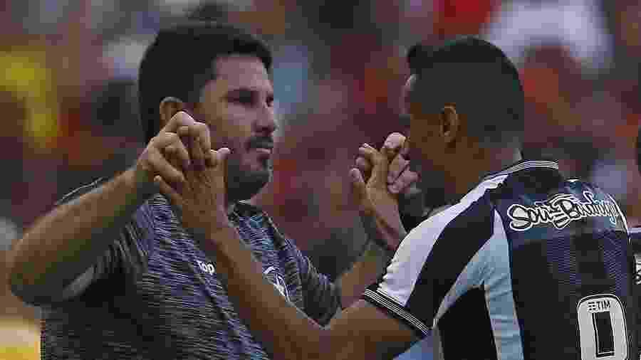 Vitor Silva/Botafogo FR