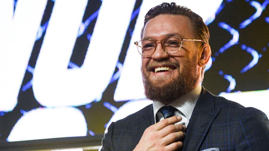 Conor McGregor - Kirill KUDRYAVTSEV / AFP